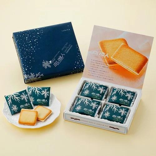 石屋製菓 白い恋人 12枚入 / 北海道物産展で大人気 /北海道 お土産 ホワイ