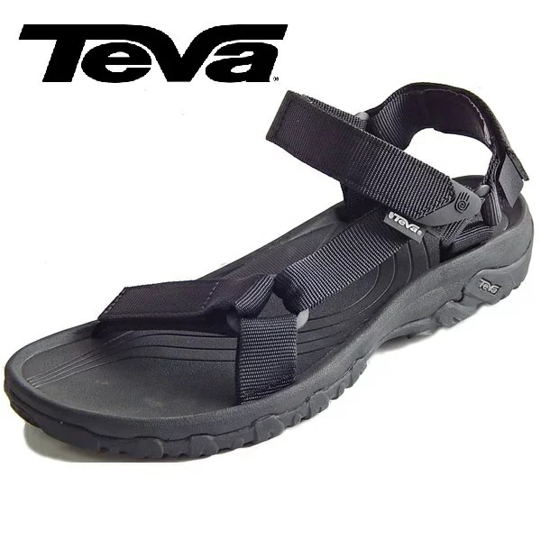 TEVA M HURRICANE XLT テバ M ハリケーン XLT メンズ サンダル アウトドア スポーツサンダル ブラック