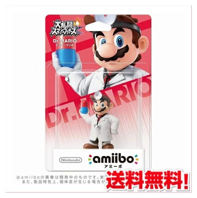 amiibo ドクターマリオ (大乱闘スマッシュブラザーズシリーズ)