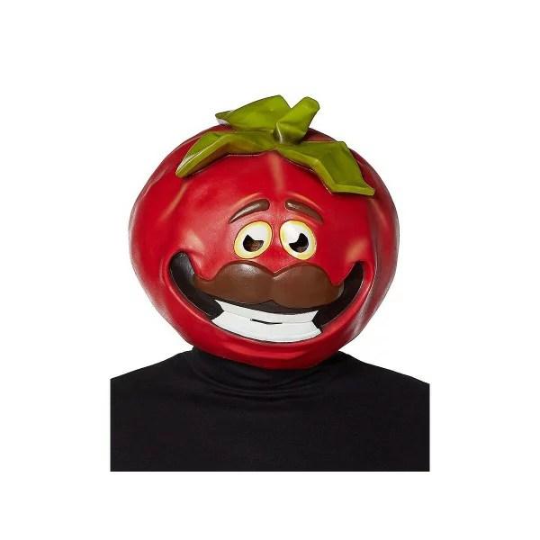 フォートナイト トマトヘッド マスク コスプレ テレビゲーム