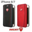 DUCATI 公式ライセンス品 iPhone8 iPhone7 iPhone SE(2020第2世代) にも対応 手帳型ケース【 ……