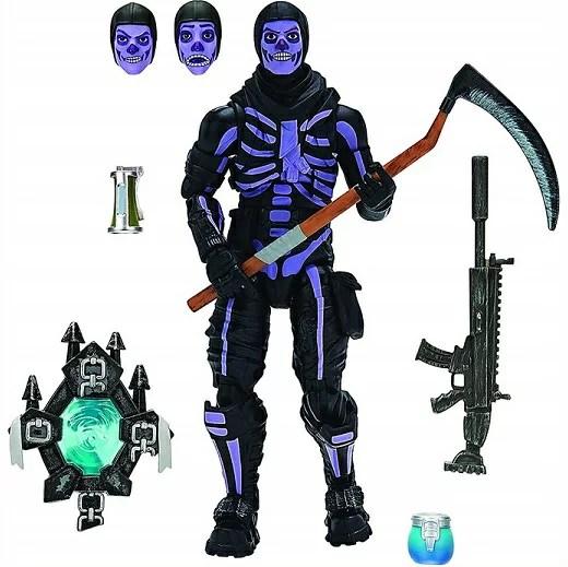 【Fortnite/フォートナイト】 スカルトルーパー フィギュア Legendary Series Figure, Skull Trooper アクションフィギュア/おもちゃ/公式/レジェンダリーシリーズ