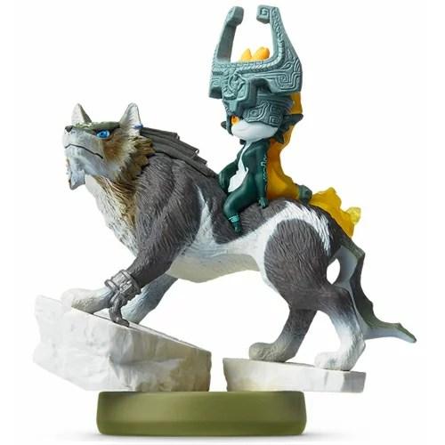 新品 amiibo ウルフリンク トワイライトプリンセス ゼルダの伝説シリーズ 任天堂アミーボ