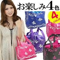 【fuku-3】 100円福袋 超使える 可愛いエコバッグ