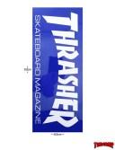 スラッシャー レトロ ロゴ ステッカー BIGサイズ(23cm×9.5cm) スケート スケーターグッズ (THRASHER Logo Retro Sticker) 【あす楽対応..
