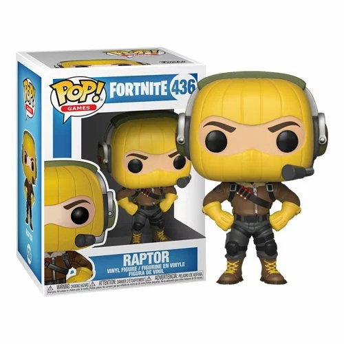 POP! 『フォートナイト』ラプター[ファンコ]《発売済・在庫品》