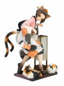 朧村正 猫又お恋 1/8 完成品フィギュア[アルター]【送料無料】《発売済・在庫品》