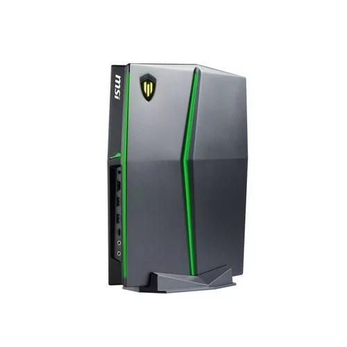 (3年保証 MSI 小型ゲーミングデスクトップPC)W25-8SK-071JP(Core i7 8700/Quadro P3200/32GB/512GB(M.2 SATA3)+1TB (SATA) 7200rpm)日本語キーボード