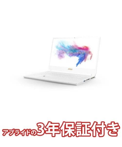 (3年保証 ノートパソコン)MSI P65 Creator P65 8RF-777JP(Windows 10 Home 64bit/ intel Core i7-8750H / NVIDIA GeForce GTX 1070 / SSD 512GB)