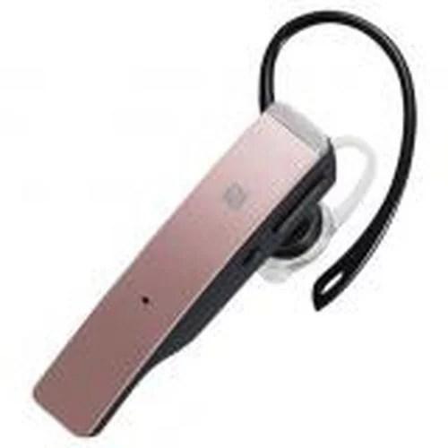 Bluetooth4.1対応 2マイクヘッドセット NFC対応 ピンク BSHSBE500PK BUFFALO バッファロー お取り寄せ