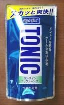 【送料込・まとめ買い×10個セット】日本合成 リッチフィールトニックシャンプー 詰替え 300ml 1個