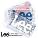 スマホケース iphoneケース Lee iphone8 iphone7 iphone6s iphone6対応 グリッター スマホカバ……
