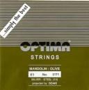 ★ OPTIMA オプティマ / MANDOLIN マンドリン弦セット Olive 【smtb-tk】