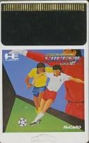 【PCE Huカード】 フォーメーションサッカー ヒューマンカップ'90 (ソフトのみ)PCエンジン【中古】