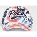 (取寄)ポロ ラルフローレン タイ ダイ ロゴ キャップ Polo Ralph Lauren Tie Dye Logo Cap AmericanaCream