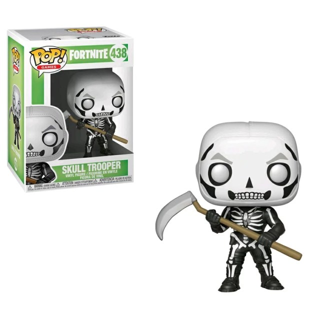 ■予約■[FUNKO(ファンコ)] FUNKO POP! GAMES: Fortnite - Skull Trooper <フォートナイト>
