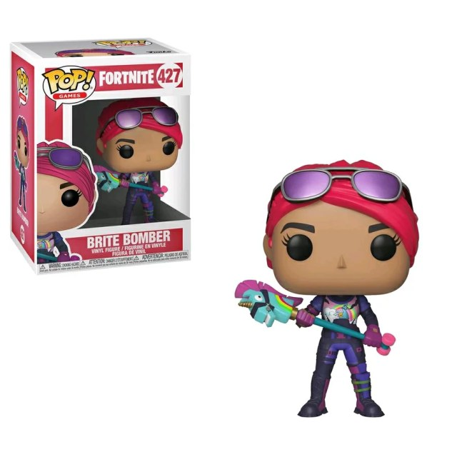 [FUNKO(ファンコ)] FUNKO POP! GAMES: Fortnite - Brite Bomber <フォートナイト>