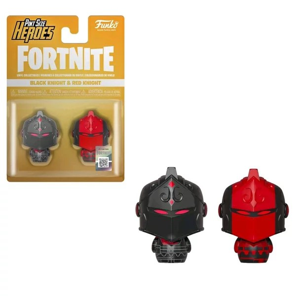 ■予約■[FUNKO(ファンコ)フィギュア] FUNKO PINT SIZE HEROES: Fortnite S1a - Black Knight & Red Knight <フォートナイト>