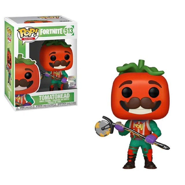 [FUNKO(ファンコ)] FUNKO POP! GAMES: Fortnite - Tomatohead <フォートナイト>