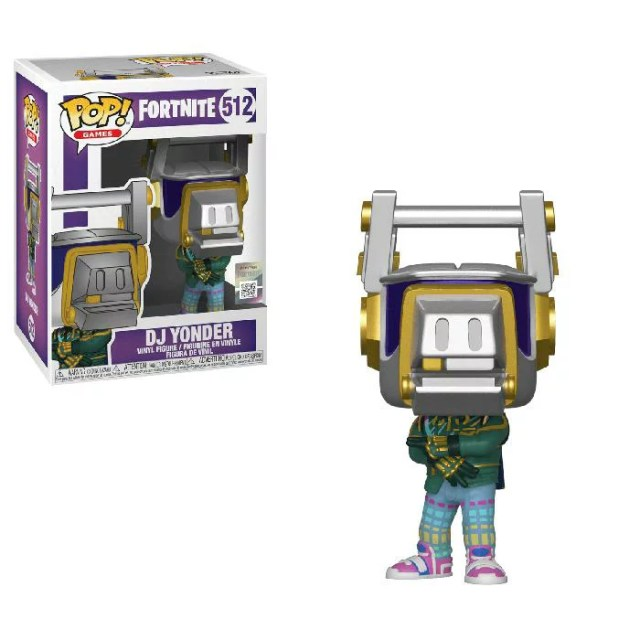 [FUNKO(ファンコ)] FUNKO POP! GAMES: Fortnite - DJ Yonder <フォートナイト>