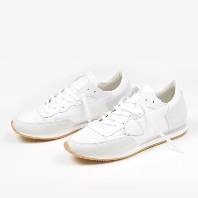 PHILIPPE MODEL PARIS フィリップモデル メンズ Tropez スニーカー 靴 イ