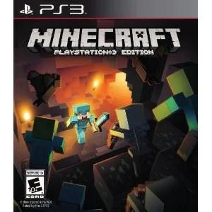 【あす楽エリア6日着★9月5日発送★新品】PS3ソフト Minecraft PlayStation 3 Edition(北米版ですが日本語プレイ可能)