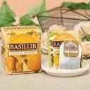 マンゴー&パイナップル(ティーバッグ10袋)バシラーティー basilurtea 【紅茶/水出し/アイスティー/セイロン】