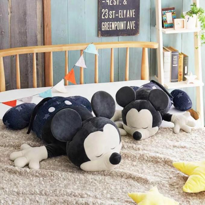 【Disney】ディズニー もっちもちの抱き枕 ◆M◆ ◇