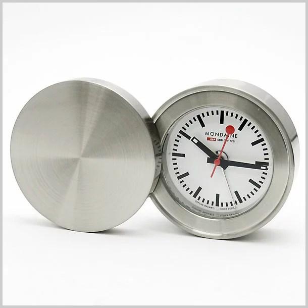 Lamps ombiaiinterijeri - Mondaine travel clock ...