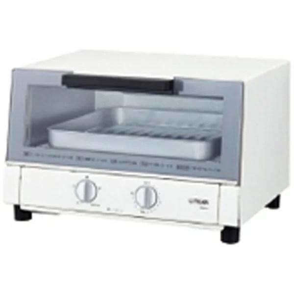タイガー オーブントースター やきたて(1300W) KAM-H130-W ホワイト[KAMH130W] [一人暮らし 単身 単身赴任 新生活 家電]