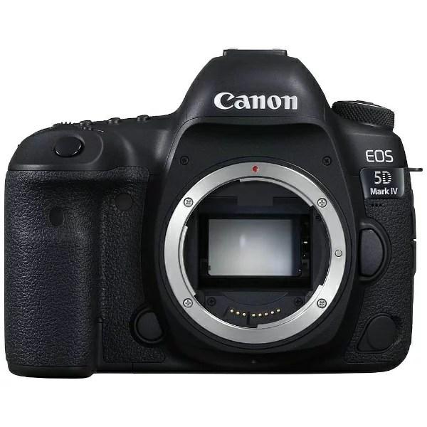 キヤノン CANON EOS 5D Mark IV デジタル一眼レフカメラ [ボディ単体][EOS5