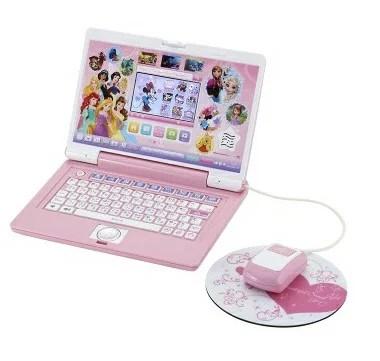 00000004272867 a01 - ディズニー&ディズニーピクサーキャラクターズ ワンダフルパソコンシリーズ 子供のパソコンについて考える!