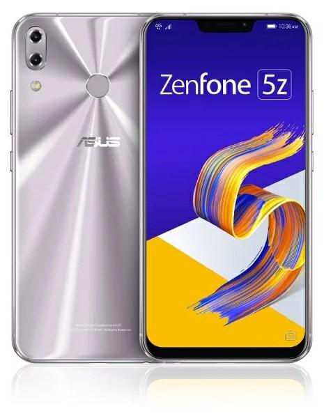 【送料無料】 ASUS エイスース 【1000円OFFクーポン 11/12 10:00?11/23 09:59】Zenfone 5Z Series スペースシルバー ZS620KL-SL128S6 Snapdragon 845 6.2型ワイド メモリ/ストレージ: 6GB/128GB nanoSIM x2 DSDV対応 ドコモ/au/ソフトバンクSIM対応 SIMフリース