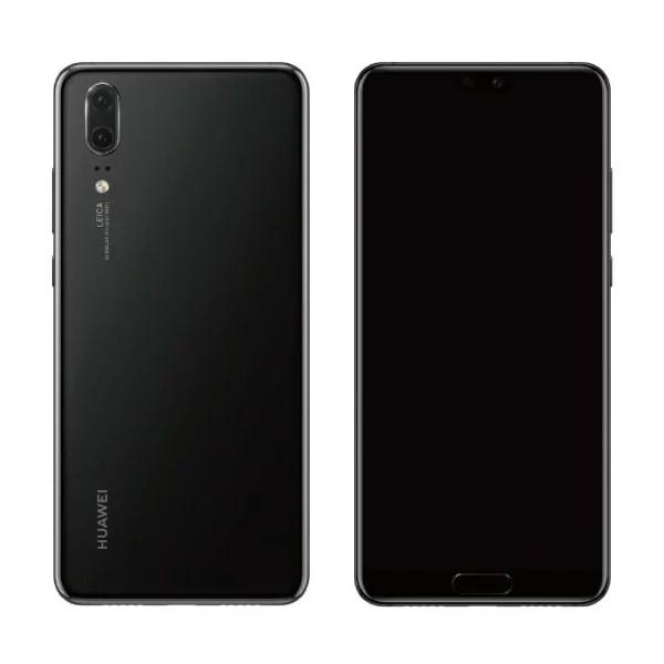 【送料無料】 HUAWEI ファーウェイ 【1000円OFFクーポン 11/12 10:00?11/23 09:59】HUAWEI P20 Black「51092NAT」Kirin 970 5.8型・メモリ/ストレージ:4GB/128GB nanoSIMx2 DSDS対応 SIMフリースマートフォン
