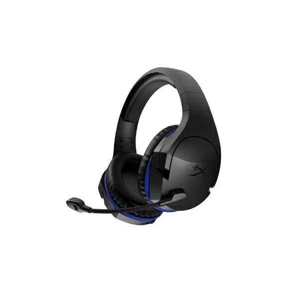 キングストン Kingston HX-HSCSW-BK ゲーミングヘッドセット Cloud Stinger Wireless [ワイヤレス(USB) /両耳 /ヘッドバンドタイプ][HXHSCSWBK]