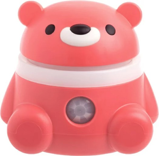 Hamee Hamic BEAR(ハミックベア)子どものための音声メッセージロボット 282-885321 ピンク[HAMICBEARPK]