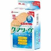 【10個セット】ケアリーヴ 防水タイプ(MサイズX40枚入)×10個セット 【正規品】 (ケアリーブ