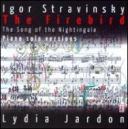 【輸入盤】(Piano)firebird: L.jardon +the Song Of The Nightingale [ ストラヴィンスキー(1882-1971) ]