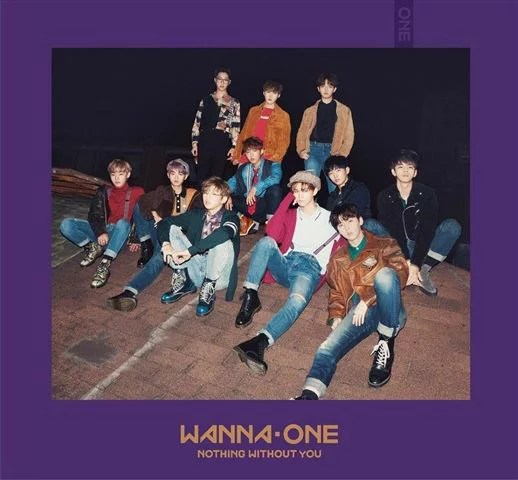 1-1=0 (NOTHING WITHOUT YOU)-JAPAN EDITION- (WANNA ver. CD+DVD) [ Wanna One ]