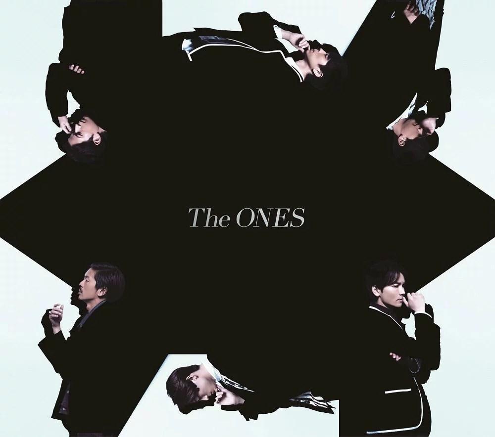 【先着特典】The ONES (初回限定盤B CD+DVD) (ICカードステッカー付き) [ V6 ]