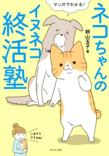 マンガでわかる!ネコちゃんのイヌネコ終活塾 [ 卵山玉子 ]