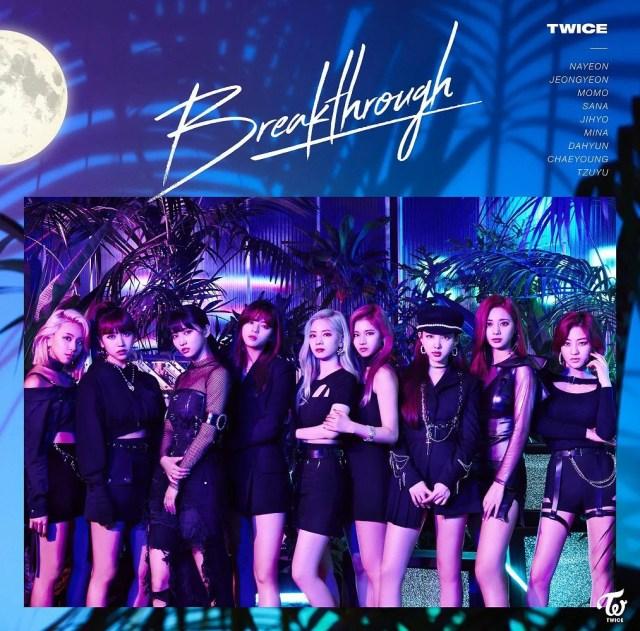Breakthrough [ TWICE ]