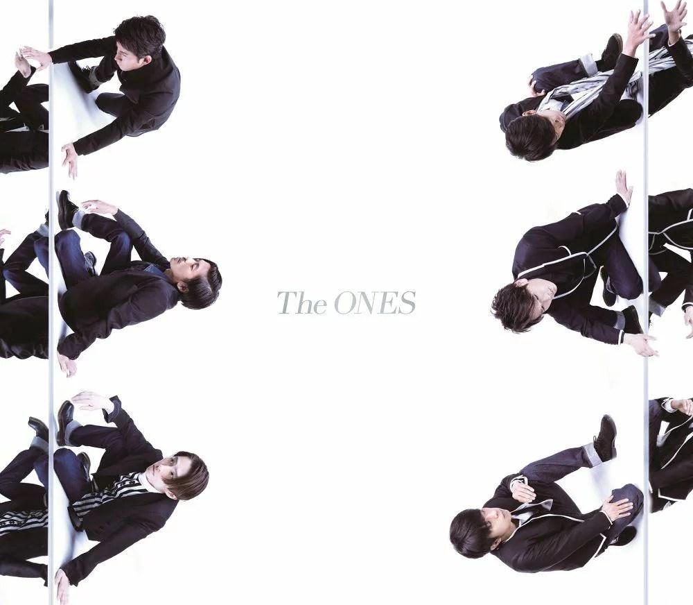 【先着特典】The ONES (通常盤) (ICカードステッカー付き) [ V6 ]
