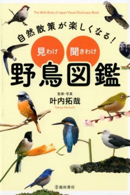 自然散策が楽しくなる! 見わけ・聞きわけ 野鳥図鑑 [ 叶内 拓哉 ]