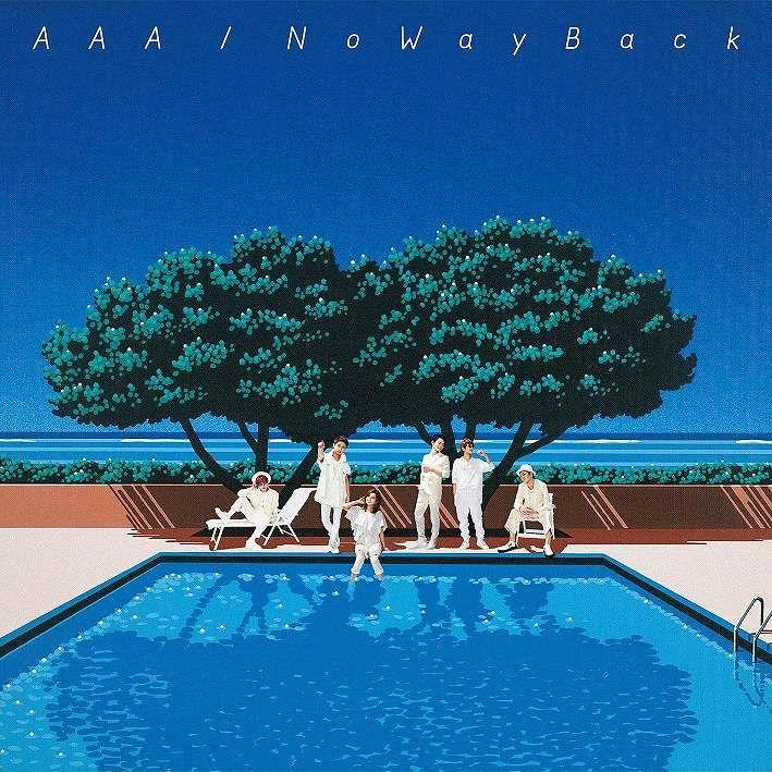 No Way Back (CD+DVD+スマプラ) [ AAA ]