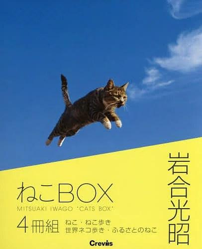 岩合光昭のねこBOX 4巻セット/岩合光昭【1000円以上送