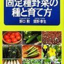 【中古】 固定種野菜の種と育て方 /野口勲,関野幸生【著】 【中古】afb