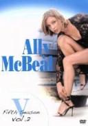 【中古】 アリー my Love(Ally McBeal)V DVD−BOX vol.2 /キャリスタ・フロックハート,グレッグ・ジャーマン,ピーター・マクニ..