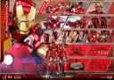 Hottoys ホットトイズMMS500D27 『アベンジャーズ』アイアンマン・マーク7 1/6スケールフィギュア The Avengers - Mark 7