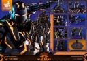 Hottoys ホットトイズ MMS553D35 『アイアンマン2』 ウォーマシン(ネオンテック/オレンジ版) 1/6スケールフィギュア  Iron Man 2..